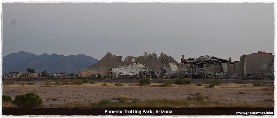 Ghost Towns of Arizona provides pictures, maps and information on ...