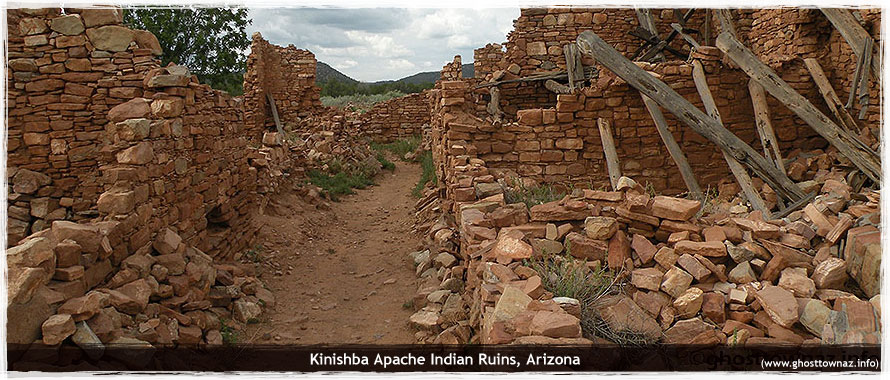 Map Of Arizona Indian Ruins.Indian Ruins Ghost Towns Of Arizona And Surrounding States