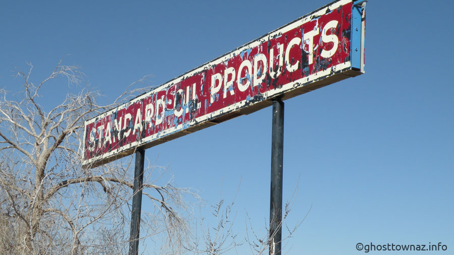 Cow Springs Trading Post, Arizona - Ghost Towns of Arizona and