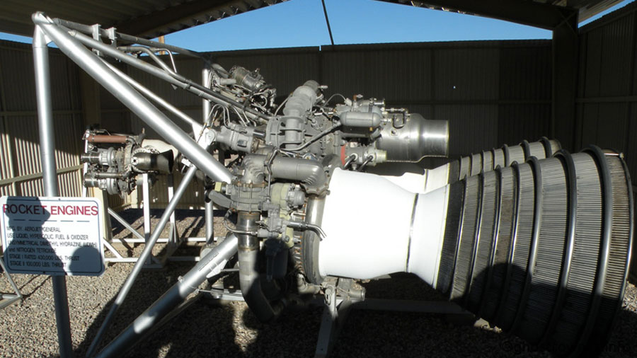 Titan Missile Museum, Sahuarita, Arizona Oddities - Ghost